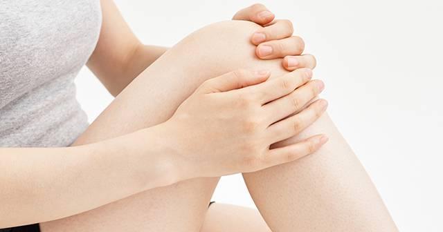 發現自己膝蓋彎曲的角度變小,常常覺得膝蓋僵硬